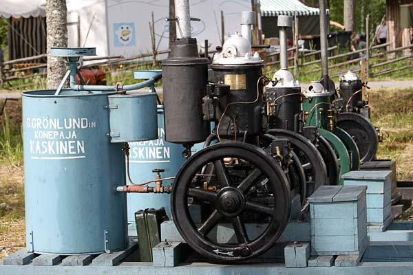 Grönlund maamoottori