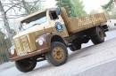 Scania L-50 - Malskin maskotti