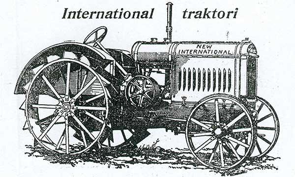 international-traktorimainos