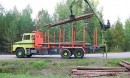 Scania LS141 '79 - Metsän kuningas