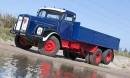 Scania-Vabis LS 76 '63 - Muodonmuutos