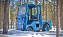 Valmet-laituritraktori - Kapsäkkikuljetin