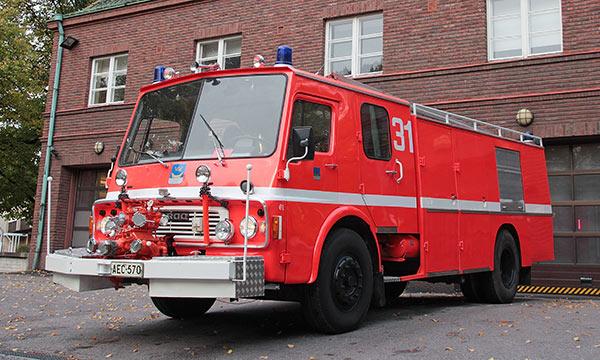 Fargo FK1050 - Helsinki Kolme-Yksi