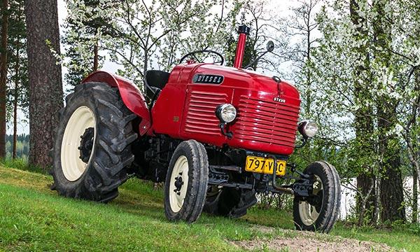 Steyr 180A ´52 – Neljän sukupolven Steyr