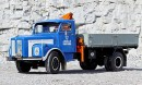 Scania-Vabis L66 1968 – Välimalli vaan ei väliinputoaja