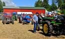 Vanhojen traktoreiden ja maatalouskoneiden tapahtuma