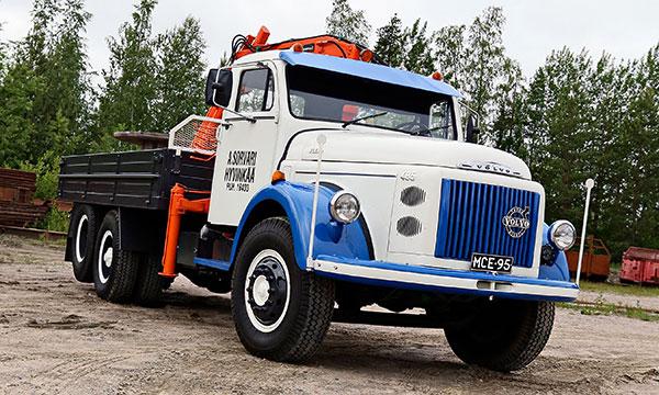 Volvo L495 1964 – Asiakkaan valinta
