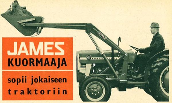 Maatalouden konevuosi 1966 – Linjakkaita traktoreita ja niittosilppureita