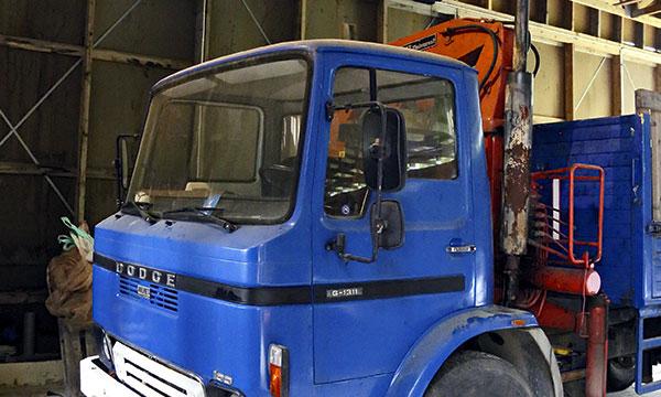 Dodge 100 – Suometettu