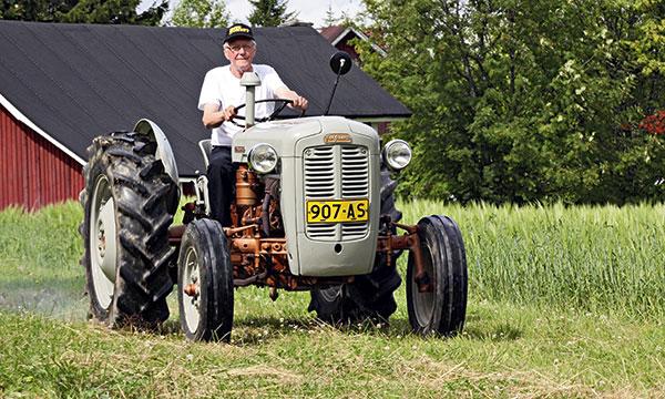 Ferguson TE35 – Kone kulta-ajalta