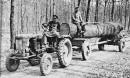 Metsästä pellolle – Stihlin traktorituotanto