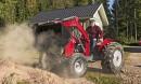 UK-traktori 2016 – Varsinainen kierrätysvehje