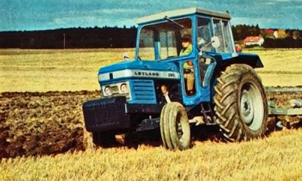 Traktorivuosi 1977 – Uusien mallistojen vaisu vastaanotto