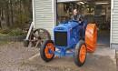Fordson F 1922 – Traktori menetetystä Karjalasta