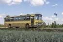Vinkkelituuppari – Scanian V8-linja-autot