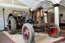 Ritarilinnan traktorikammiot – Saksan maatalousmuseo