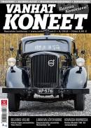 Vanhat Koneet 8/2018