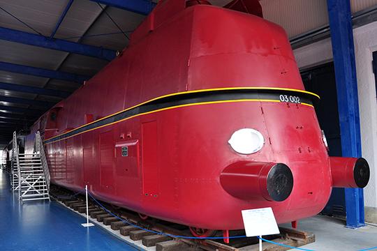 Saksan rautatie- ja tekniikkamuseo