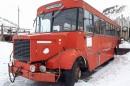 Huippuvuorten Sisu – Karhu-Sisu-Kiitokori-linja-auto 1981