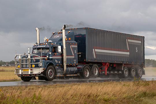 Voimavanhukset – Power Truck Show, Alahärmä