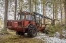 Metsäperinnepäivät ja konesavotta, Rautajärvi
