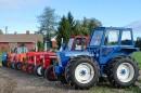 Kipinä korjaamolta – Jorma Virtasen traktorikokoelma