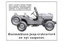 Maatalousautoja 1950-luvulla