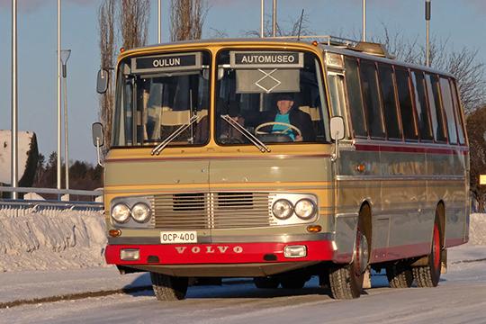 Karhun mahuri – Volvo B58 & Wiima M68 Lux