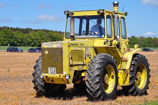 Kaiken maailman traktorit: Parca